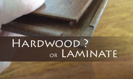 Advantages of laminate flooring over hardwood flooring