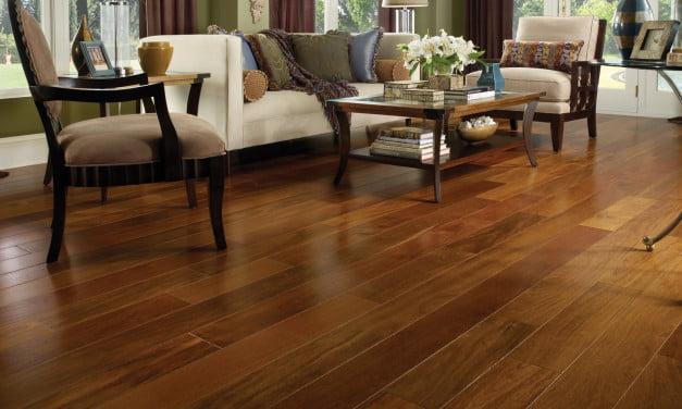 Natural Oiled Hardwood Floors